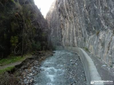 Alpujarra Granadina-Viaje Semana Santa;senderismo monfrague excursion fin de semana grupos de viajes